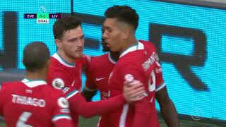 Everton vs Liverpool 2:2   Golovi sa Utakmice   SPORT KLUB FUDBAL