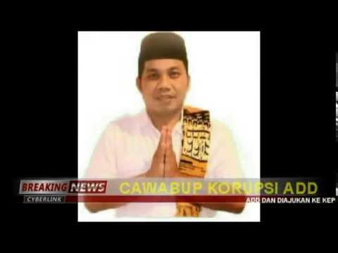 Cawabup Budi Sunaryo, Kades Majir, dilaporkan karena korupsi ADD