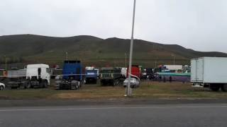 Забастовка дольнабойщиков РСО-Алания