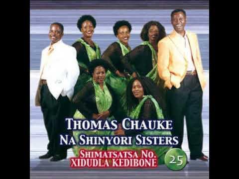 Thomas Chauke Khombo Gavadi