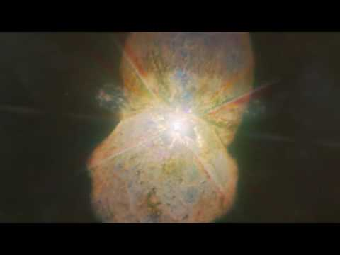 Captan la imagen más detallada de Eta Carinae un sistema a punto de explotar en hipernova