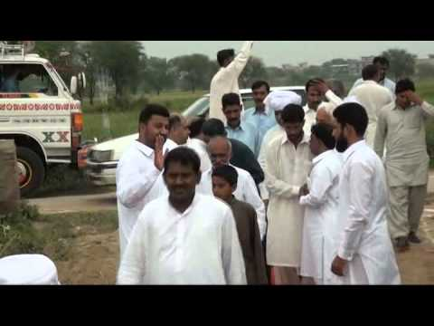 wedding in kharian village domyan - walima