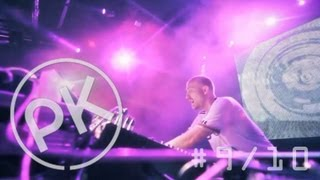 Paul Kalkbrenner Wir Werden Sehen - Nice #9/10 A Live Documentary 2010 (Official PK Version)