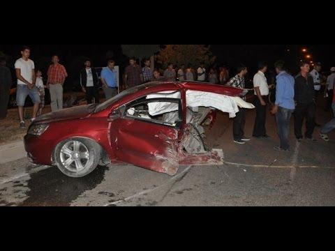Kazada İkiye bölünen arabalar - FİAT, TOFAŞ, RENAULT, OPEL, SKODA, WOLKSVAGEN