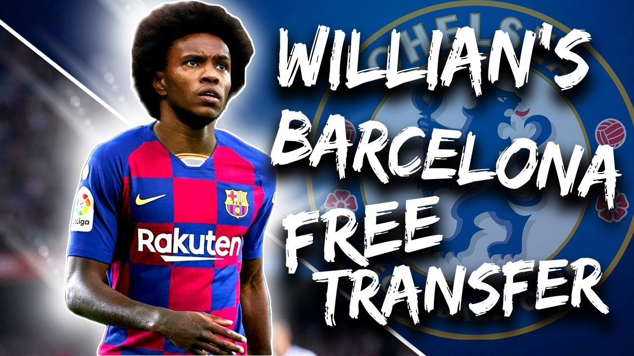 Download Chelsea News: Willian Free Transfer To Barcelona & Pedro Exit Makes Way For Sancho!
