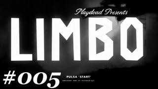 Let`s Play Limbo [blind] #005 - Fernsteuerung; erste Schalterrätsel und der Wasserspiegel steigt