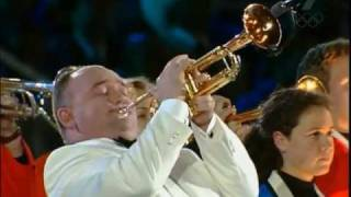 James Morrison - Sydney 2000 Fanfare HD