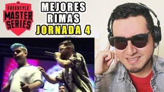 LAS MEJORES RIMAS DE ESPAÑA (FMS JORNADA 4 - 2019)