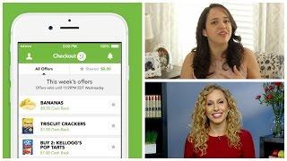 Cómo funciona la aplicación Checkout51 ¡ahora disponible en español!   Ahorros para Mamá