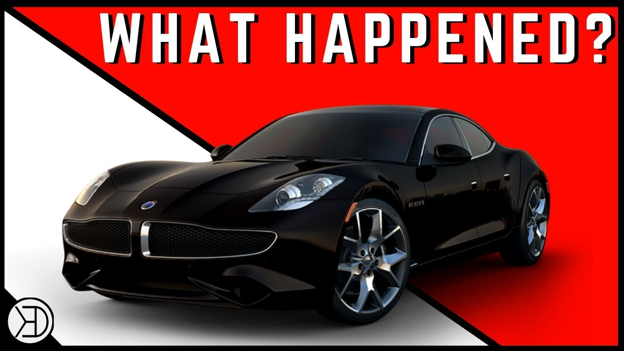 What Hened To Fisker