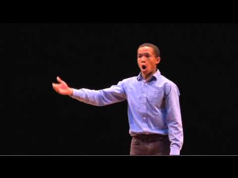 2013 ESU National Shakespeare Competition Finals, Aric Floyd