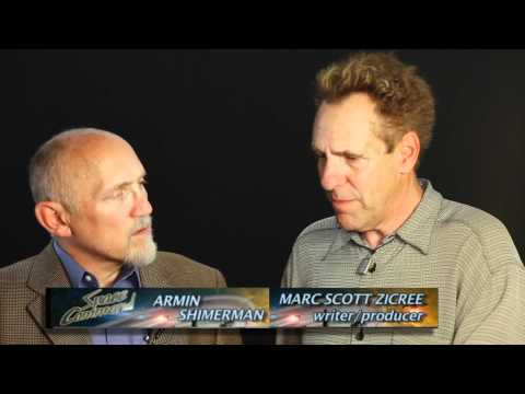 Marc Zicree & Armin Shimerman - DS9 Far Beyond The Stars