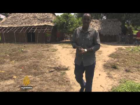 Kenya tribe uprooted by al-Shabab conflict