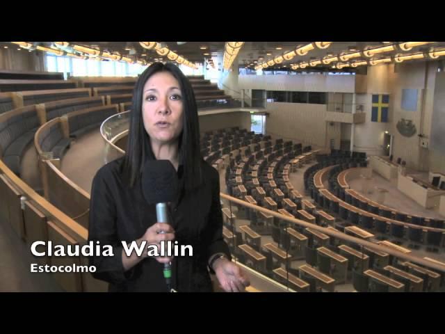 Suécia - Políticos Sem Mordomia - Parte 1 - Reportagem: Claudia Wallin