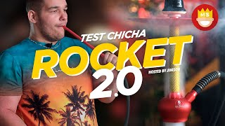 UNE PURGE DE FOU ! La Rocket 2.0 par Mr Shisha