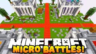Minecraft MICRO BATTLES 'BEST GAME EVER!' #26 w/ PrestonPlayz