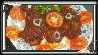 73. My Style Alfąham Chicken Recipe 😋/ How to make home made simple and Tasty Alfaham😋