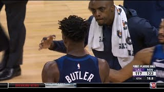 Jimmy Butler Hits the Dagger Three   Lakers vs Timberwolves   October 29, 2018   2018-19 NBA Season