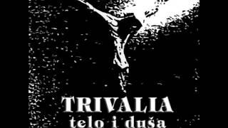 Trivalia - Slave Boga ( 1987 Yugoslav Coldwave  / Darkwave / Gothic)