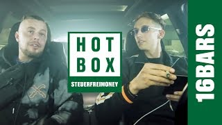 HOTBOX mit AchtVier, TaiMo, Stanley & Marvin Game (16BARS.TV)