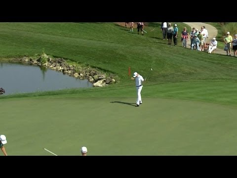 Ben Crane drains 47-foot birdie at The Honda Classic