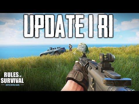 Rules Of Survival Updati i Ri - FPS Mode Shqip - Episodi 15 !
