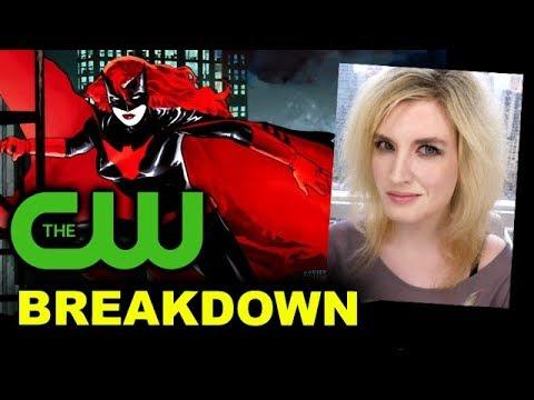 Batwoman CW Arrowverse REACTION