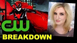 Batwoman CW Arrowverse REACTION