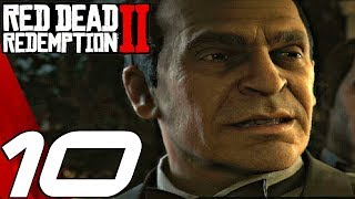 Red Dead Redemption 2 - Gameplay Walkthrough Part 10 - Ship Heist & Giant Crocodile (PS4 PRO)