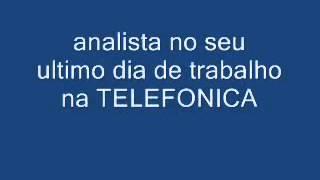 Atendente mal educado da Telefonica