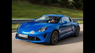 Alpine A110 (2018) : 1er essai Sport Auto