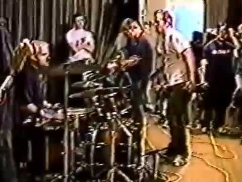 BY THE GRACE OF GOD (full set) live at Yardley Community Center in PA on 12.20.97