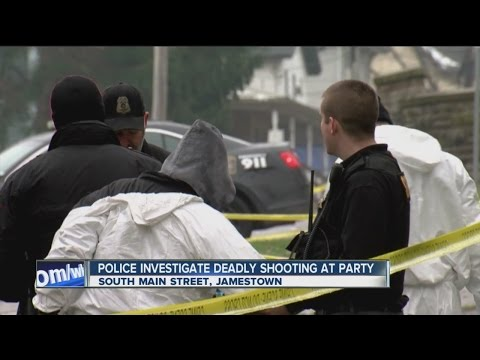 Jamestown Police investigating early morning homicide