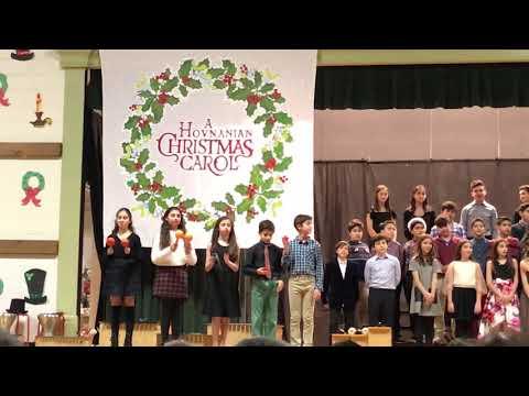Hovnanian School Christmas Concert