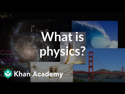Introduction to physics | One-dimensional motion | Physics | Khan Academy