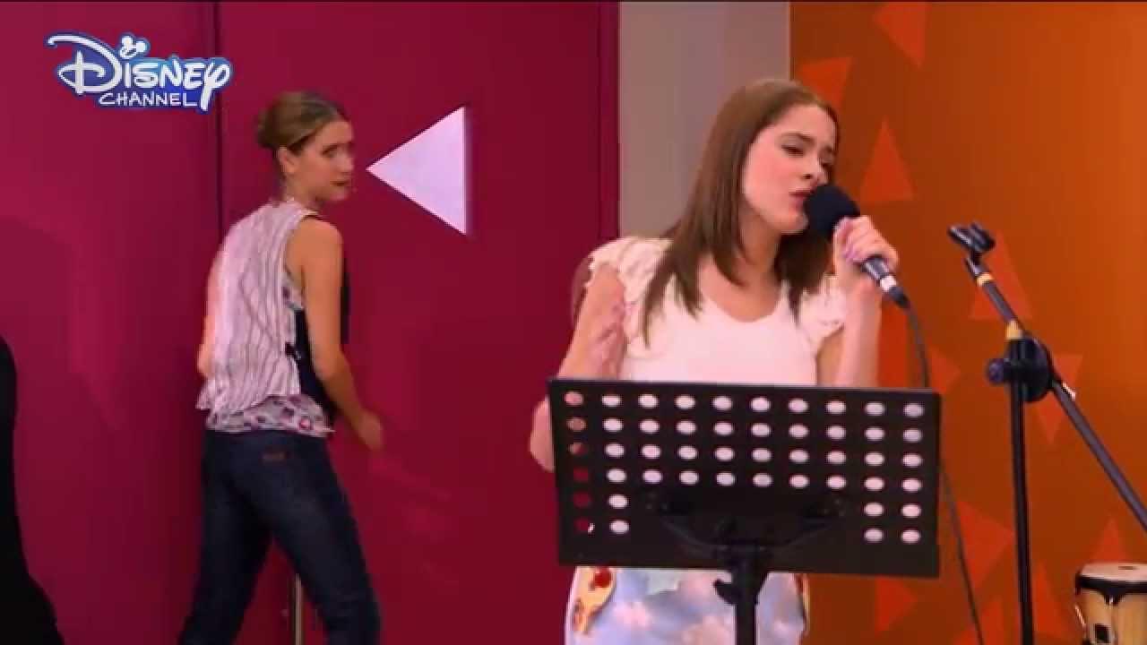 Violetta Disney Channel Programm