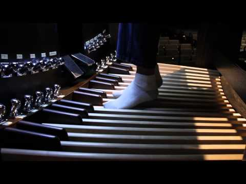 """""""Phantom of the Opera"""" - Organ Piece Played by Kuha'o Case, Blind Self Taught Musical Prodigy"""