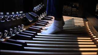 """Phantom of the Opera"" - Organ Piece Played by Kuha"