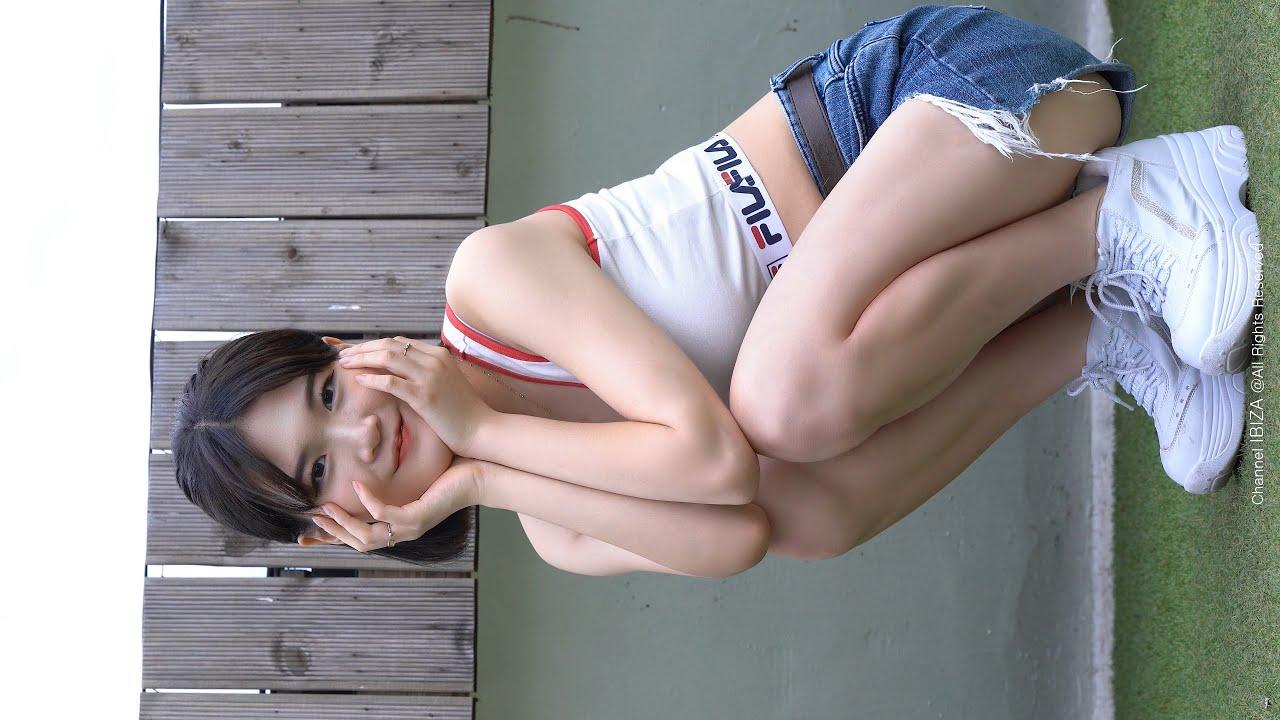 4K 댄서 유진 Dancer Yujin '①포토타임, ②떨려요, ③ 핫핑크' 200711@ 직캠 by IBIZA