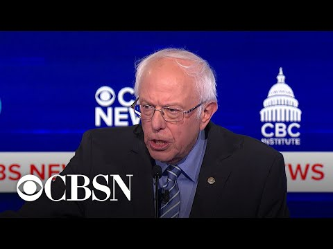 Bernie Sanders Takes A Beating Onstage From Rivals In South Carolina Debate