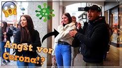 Eure Meinung zum Coronavirus? 😱 | Straßenumfrage | LL Tekk Team