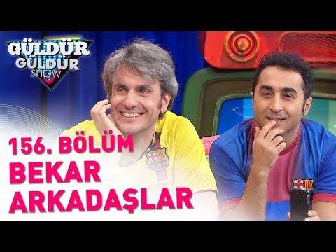 Güldür Güldür Show - 156. Bölüm | Bekar Arkadaşlar