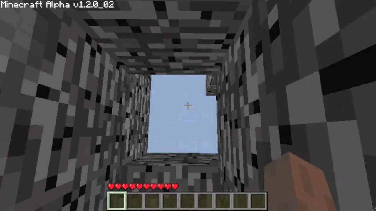 what is under bedrock minecraft