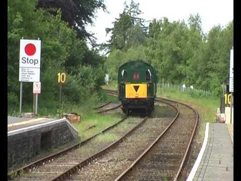 The Dartmoor Railway