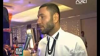 Ziad Bourji - Interview زياد برجي يحضّر مجموعة الحان لاليسا، مايا دياب، شيرين ومحمد عساف