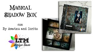 Magic SHADOW BOX con By Amatxu and Ioritz