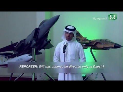 Saudi Arabia announces 34-state Islamic military coalition against militants