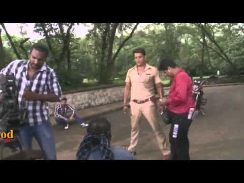 Film Chora Ganga Kinare Wala Live Shoot Ravi Kishan