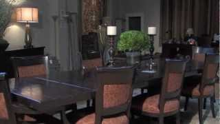 Luxury Interior Design - Fall Trends 2012 - Paul Rich & Sons Home Furnishings + Design