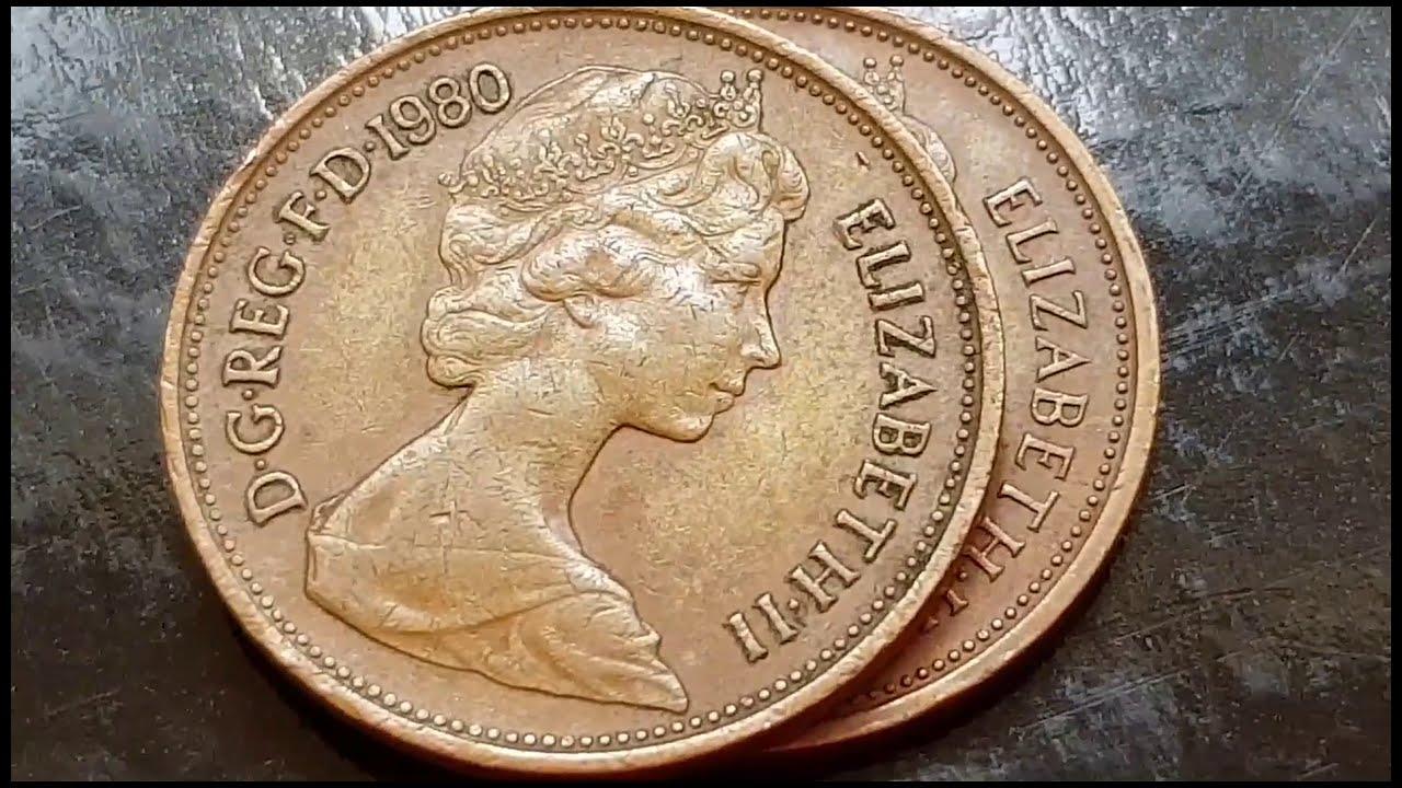 Error Coins Worth Money UK | 2p Queen Elizabeth ll Coin To ...